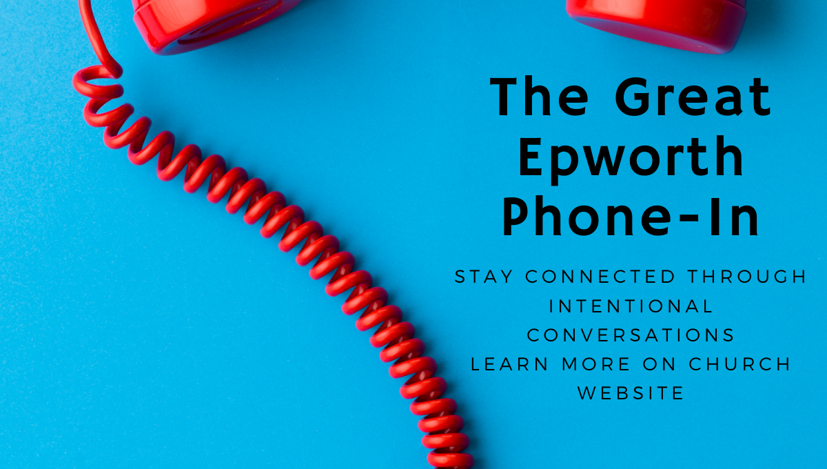 The Great Epworth Phone-In